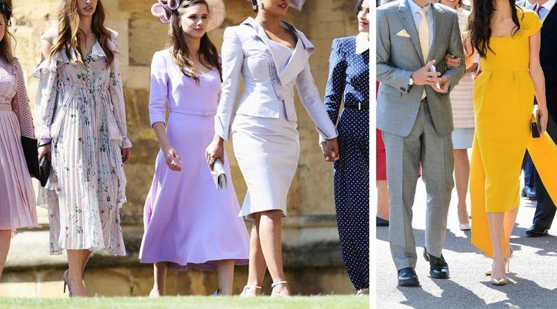 Como deben vestir los padrinos, madrinas e invitados de la boda