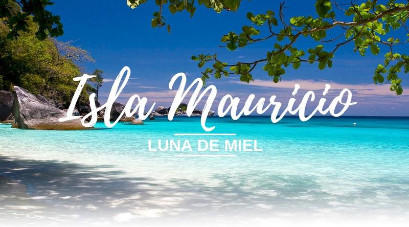 Luna de Miel en Isla Mauricio