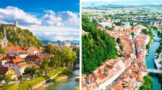 Destino novios Liubliana Eslovenia