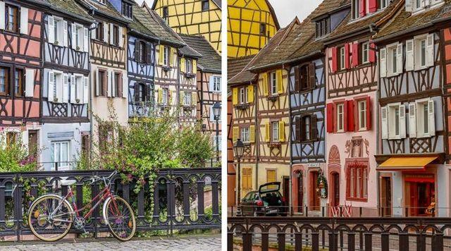 Viaje de Novios en Colmar Francia
