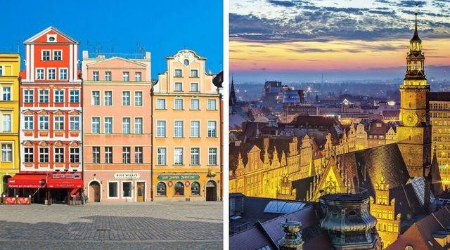 Wroclaw Polonia viaje en pareja